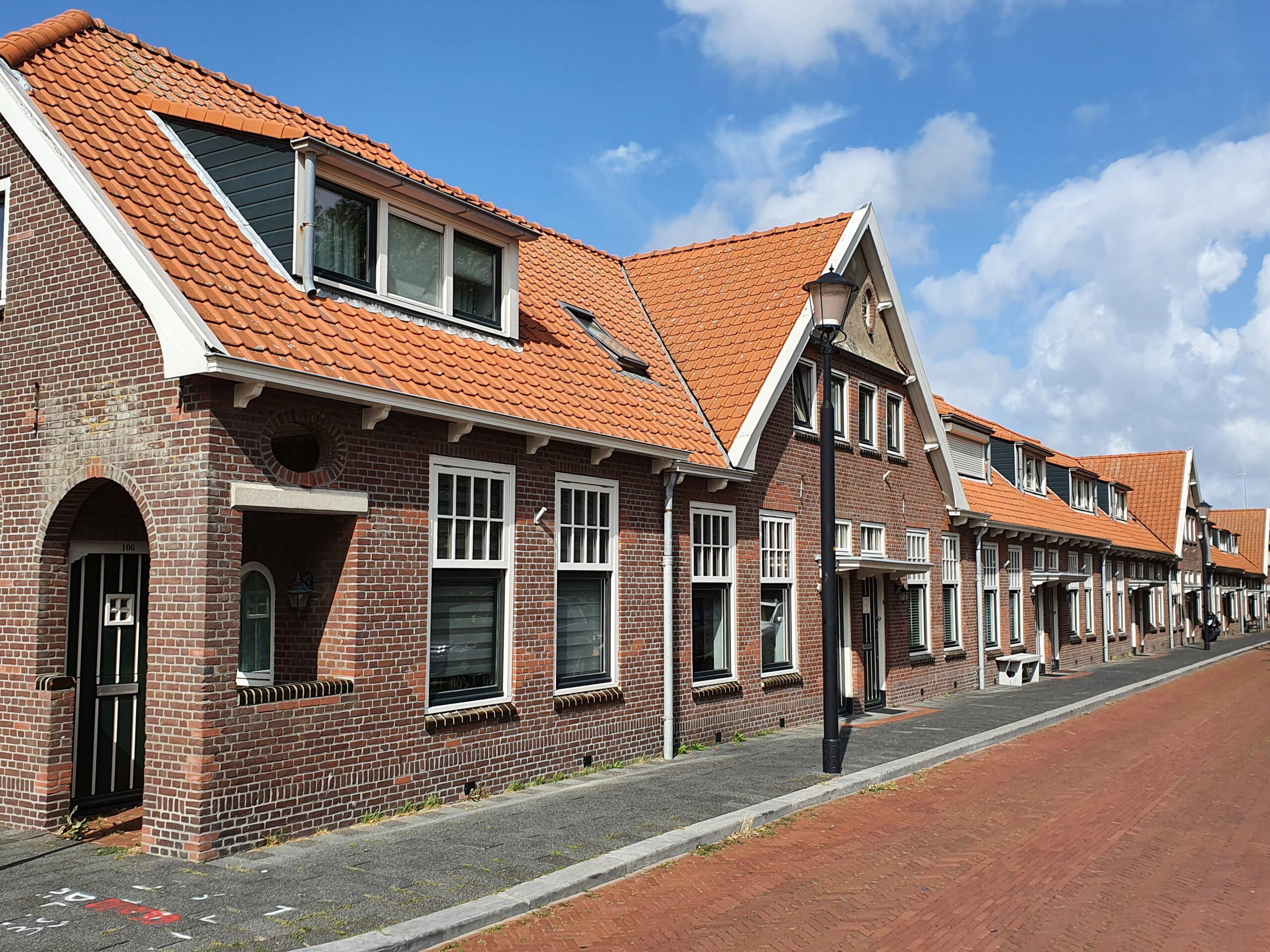 Rooie Buurt Katwijk